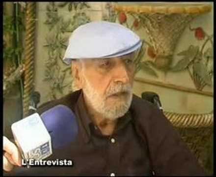 Visita a Josep Palau i Fabre