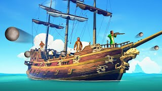 PIRATE SIMULATOR 2018! (Sea of Thieves)