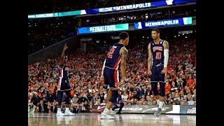 Auburn Tigers: 2019 NCAA tournament highlights