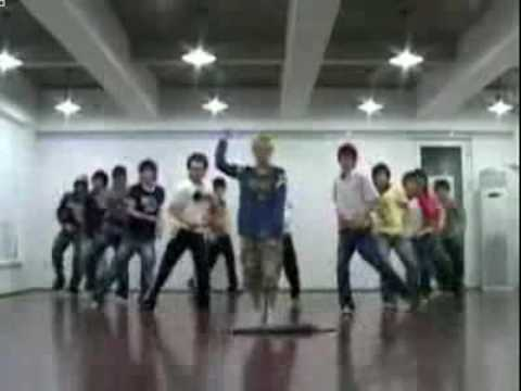 Super Junior- U Dance Practice