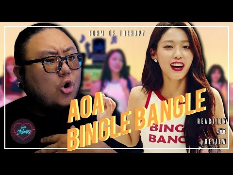 Producer Reacts to AOA