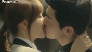 TOP những Nụ Hôn nóng bỏng trong phim Hàn khiến fan chết mê.