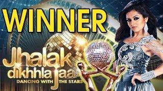 Jhalak Dikhla Jaa 6 GRAND FINALE WINNER DECLARED 14th September 2013 FULL EPISODE