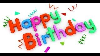 Happy Birthday Nani