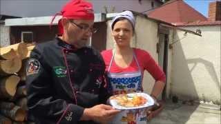 Guerrilla Cooking cu Denisa Dumitru