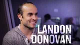 SB Nation interview: Landon Donovan on the World Cup, MLS, and USA's new kits