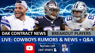 Dallas Cowboys Report With Tom Downey (May 21st)