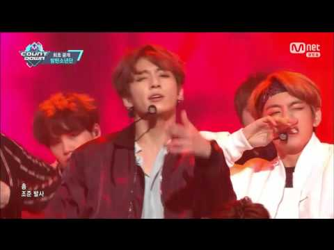 BTS (방탄소년단) - Not Today (낫 투데이) Stage Mix 무대모음 교차편집