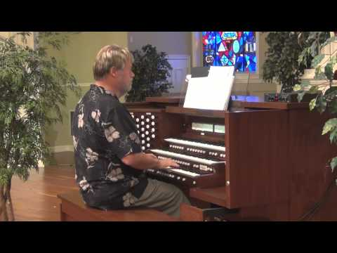 Crestview Artist Showcase - Rodney Barbour - Holy Holy Holy