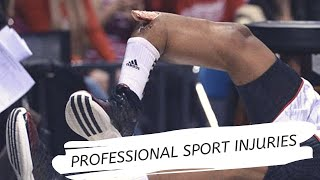 Professional Sports Injuries and How Orthopedic Surgeons Fix them!