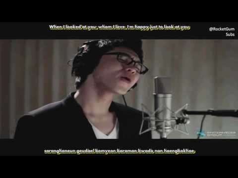 [HQ] Lee Seok Hoon - 10 reasons to love you [Roman + Eng]
