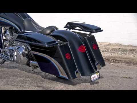 Custom Painted Street Glides Custom 2011 Street Glide