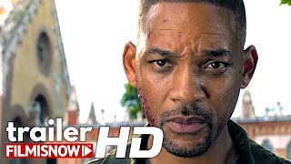 GEMINI MAN Trailer (Sci-Fi Action Thriller 2019) | Ang Lee Will Smith Movie