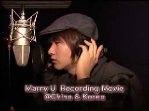 Super Junior Marry U(Japanese Ver.) Recording Movie