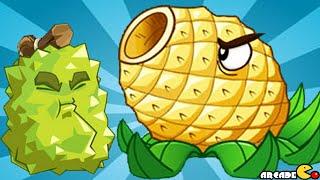 Plants Vs Zombies 2 Online - New Plant Golden Pineapple Revealed!