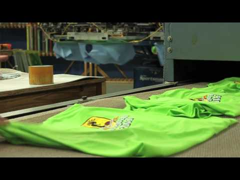Kickball League of Rochester's Springball 2013 T-Shirts [Extended Version]