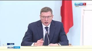 Александр Бурков сегодня провёл свою первую большую пресс-конференцию