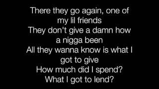 2 phones lyrics