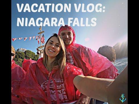 Vacation VLOG: NiagaraFalls Part II (Canada, Toronto)