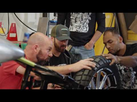 Turning Tragedy Into Triumph | Allstate Motorcycle