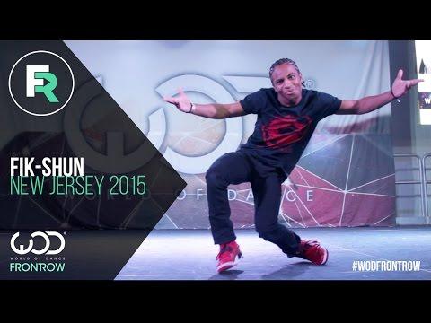 Fik-Shun | FRONTROW | World of Dance New Jersey 2015 #WODNJ2015