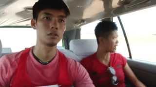 Cuộc Đua Kỳ Thú 2013 - Linh Chi - Nhan Phúc Vinh (Đội đỏ) bất hòa