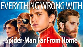 Everything Wrong With Spider-Man: Far From Home In Tingle Minutes