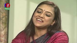 Nobonita & Bappy | Sokal Belar Roddur | Ep 1179 | Bangla Talk Show | Banglavision Program | 2019