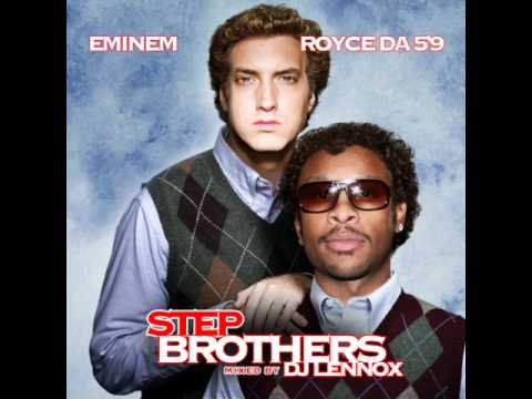 Eminem Royce Da 5 9 - Rock City (Step Brothers mixtape)