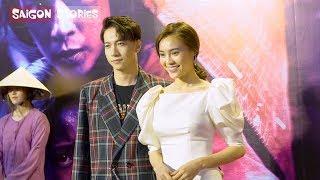 """Soi độ """"tình củm"""" các cặp đôi showbiz đi xem phim Hai Phượng của Ngô Thanh Vân"""