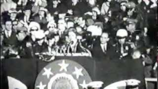 Lurleen Wallace 1966 Campaign for Governor and Inaugural