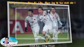 Nhạc Chế : Chung Kết U23 Cố Lên | Tự Hào Bóng Đá Việt Nam | Tống Thuận