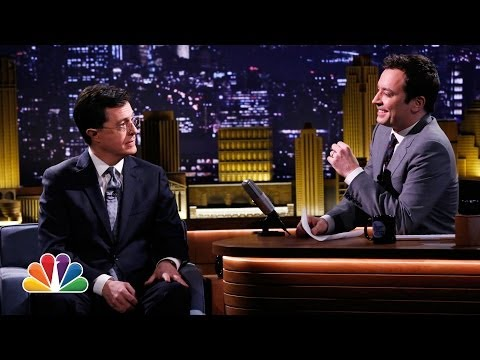 Truth Or Truth With Stephen Colbert - Smashpipe Comedy