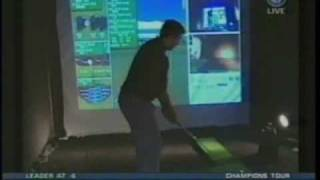 P3ProSwing on the Golf Channel at the PGA Show
