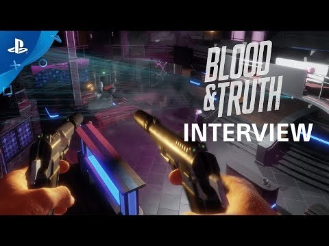 Blood & Truth | PS VR Games | PlayStation