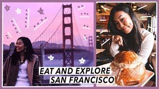 Eating and Exploring San Francisco   Food Travel Vlog