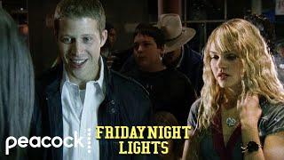 Matt and Julie's First Date | Friday Night Lights