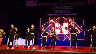 Feel the beat team - Vietcombank HCM