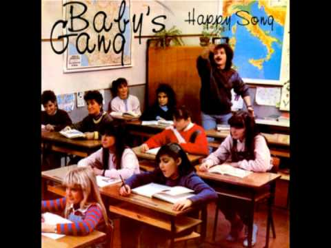 Baby's gang - Happy song (extended version)