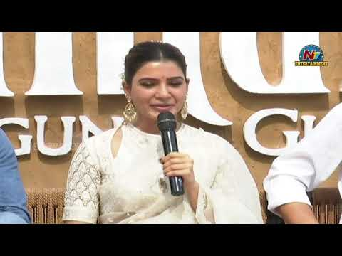 I am playing dream role of my career in Shakuntalam: Samantha Akkineni
