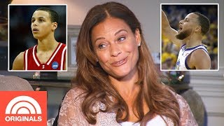 Steph Curry's Mom On Raising An NBA Superstar | Through Mom's Eyes | TODAY