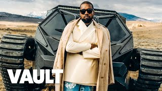 The $1.3 Billion Dollar Lifestyle of Kanye West
