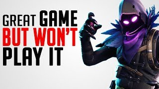 Why Many Gamers Are Refusing To Play Fortnite