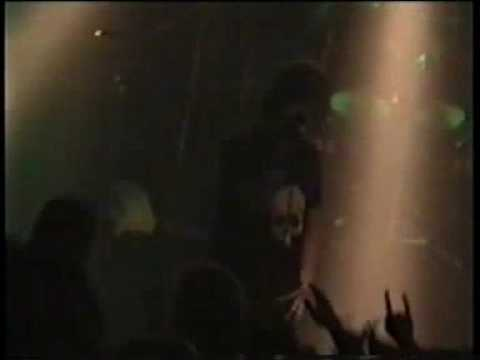 Fear factory - Invisible Wounds (Live at Palace Melbourne 12.12.01)