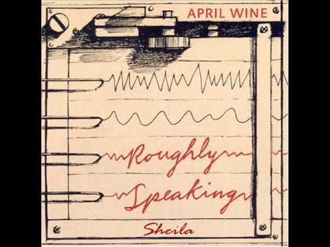 April Wine - Sheila