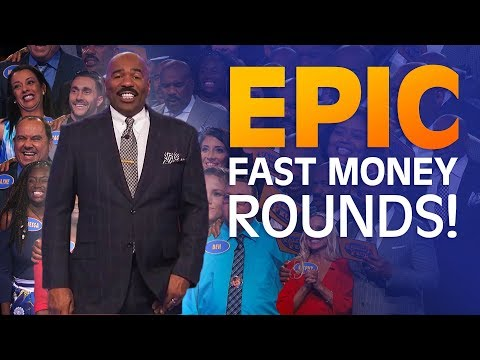 2018's MOST INCREDIBLE FAST MONEY ROUNDS...