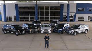 2020 3-Row SUV Challenge –Cars.com