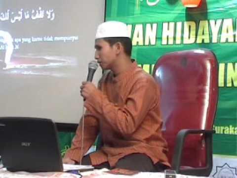 Ceramah Mantan Pendeta Hindu (Mualaf) Part 3.wmv