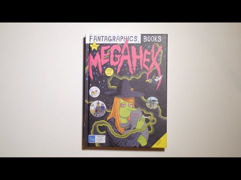 Megahex by Simon Hanselmann - video preview