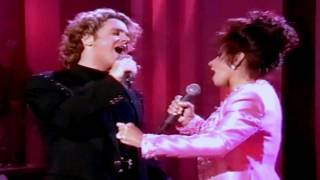 Shirley Bassey - With One Look / When I Fall In Love (Duet w / Michael Ball) (1994 Live)